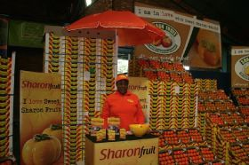 South Africa gets taste for Sharon fruit