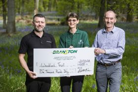 Branston backs woodland project
