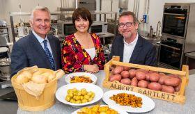Albert Bartlett to open chilled potato plant