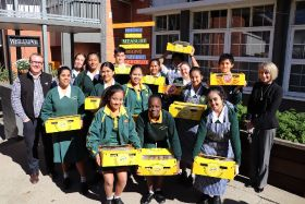 T&G forms school partnership
