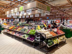 Italians love island of organic produce