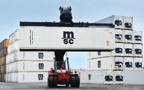 MSC adds Star Cool units