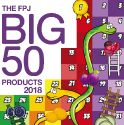 FPJ Big 50 Products 2018: 21-25
