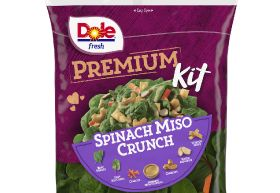 Dole taps into Miso popularity