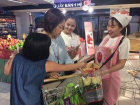 Vietnamese consumers Cherish new apple