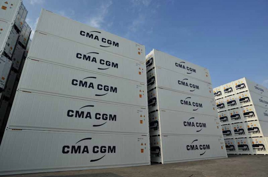 CMA CGM launches CLIMACTIVE advanced technology in active controlled atmosphere for refrigerated containers