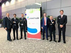 Omnifresh targets Asian apple market
