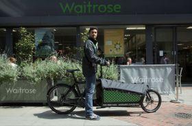 Waitrose trials two-hour deliveries