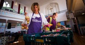 Neighbourly calls for charities to join food surplus scheme