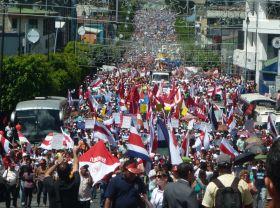 Costa Rica strike losses mount