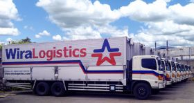 K + N partners with Wira Logistics
