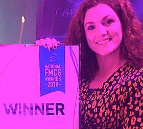 Fyffes lands branding award