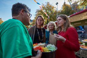 AH goes large on veg for Agri Food Week