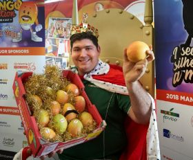 Casagrande crowned 2018 Mango King