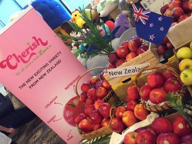 Golden Bay Fruit boosts imports in Thailand