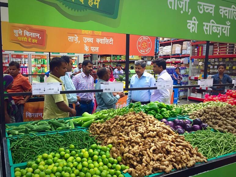 Walmart India opens new Ludhiana store