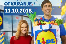 Lidl enters Serbia with 16 new stores