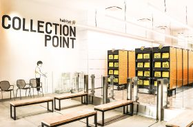New 'smart store' opens in Singapore