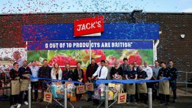 Jack's supports local charities with store openings