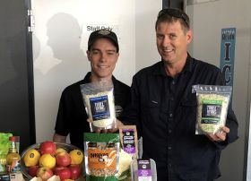 WA greengrocers adopt local campaign
