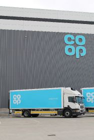 Co-op to open £45m distribution centre