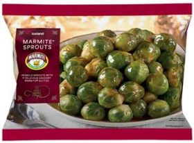 New Marmite Sprouts to revive Christmas classic