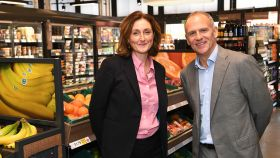 "Tesco and WWF team up for ""greener"" food"