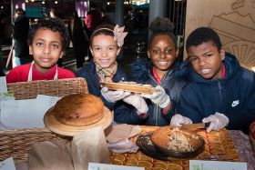 Borough celebrates diverse cultures with cake sale