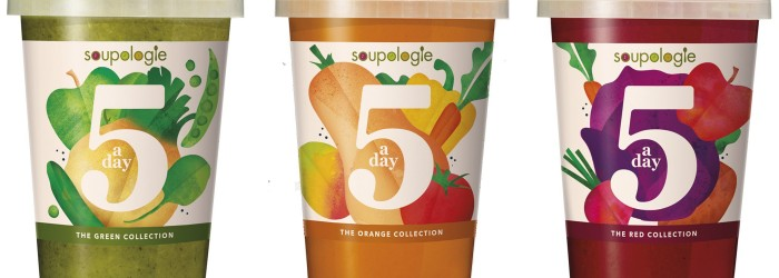 New soups claim 5 A Day first