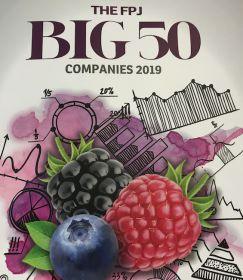 FPJ Big 50 highlights rising revenues