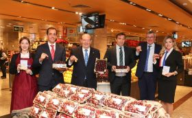 Chile opens European campaign at El Corte Inglés
