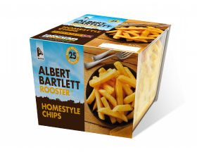 Albert Bartlett launches chilled lines at Sainsbury's