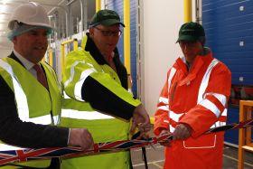 Greenyard opens new UK ripening chambers