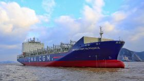 CMA CGM welcomes Windies vessel