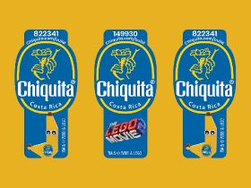 Chiquita builds brand awareness with Lego