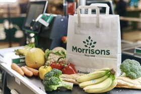 Morrisons trial plastic-free checkout