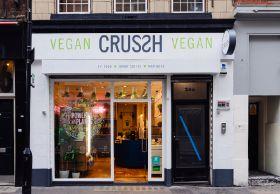 Crussh extends vegan trial