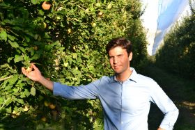 Green for go at Patagonian Fruits Trade