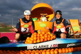 Jaffa to sponsor canoeing world cup