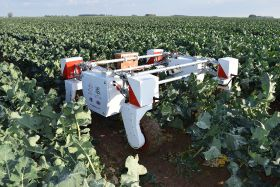 New advanced agri-robotics centre announced