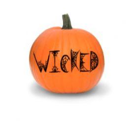 "Tozer unveils new ""Wicked"" pumpkin"