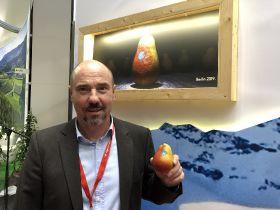 """Apple-like"" pear called Fred hits Swiss shelves"
