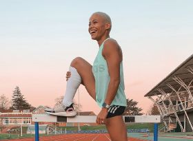 Pink Lady gears up for another London Marathon
