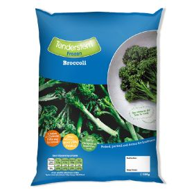 Frozen Tenderstem launches at Asda and Ocado