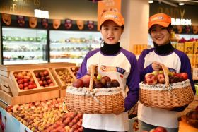 Chile launches stonefruit campaign in China