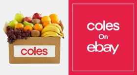 Coles partners with eBay