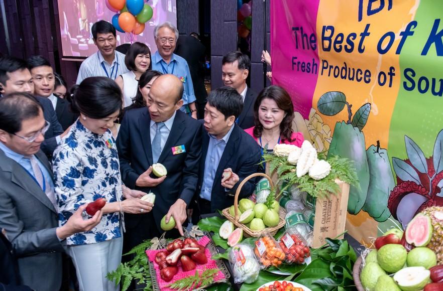 Malaysia celebrates Taiwan trade