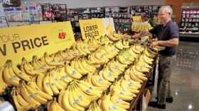 Bananas: has a 'race to the top' begun?