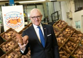 US ambassador ushers in Sweet Potato Week