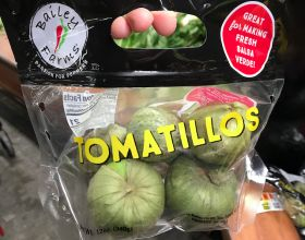 You say tomato, I say tomatillo